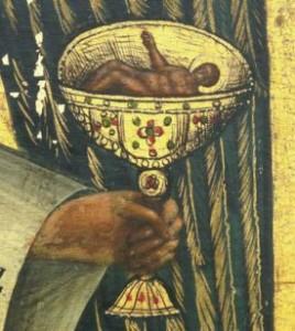 Sfanta-Impartasanie-Hristos-in-potir
